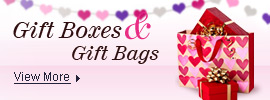 Gift Boxes & Gift Bags