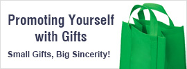 Promoting Yourself with Gift